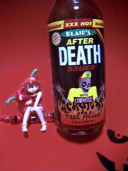 AfterDeath Sauce