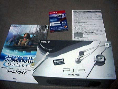 PSP買いました